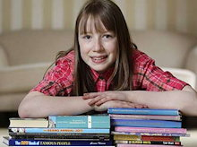 Higher IQ than Hawking - But what challenges may Victoria Cowie face?