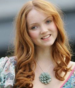 Lily Cole and gifted kids being bullied