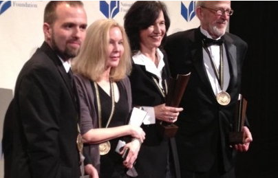 National Book Award winners 2012