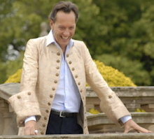 Richard E. Grant in 1st Night