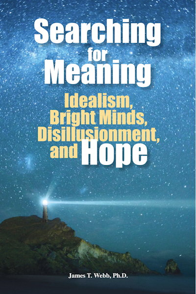 Searching for Meaning - James Webb