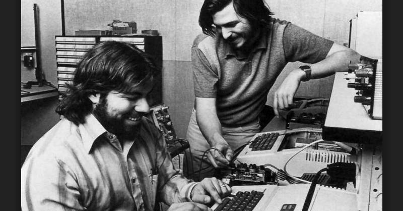 Steve Wozniak - Steve Jobs