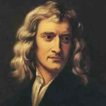 Isaac Newton: obsessed and solitary