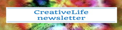 CreativeLife newsletter