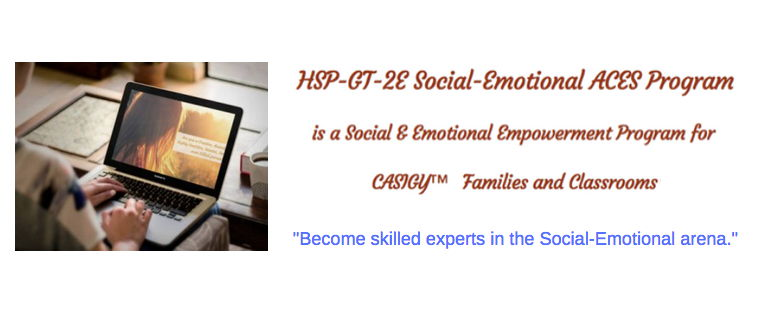The HSP-GT-2E Social-Emotional ACES Program