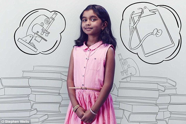 Child Genius contestant Neha