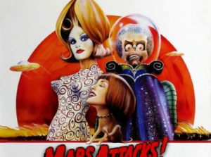 Mars Attacks poster