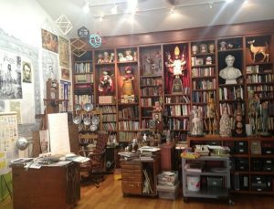 Mark Ryden studio