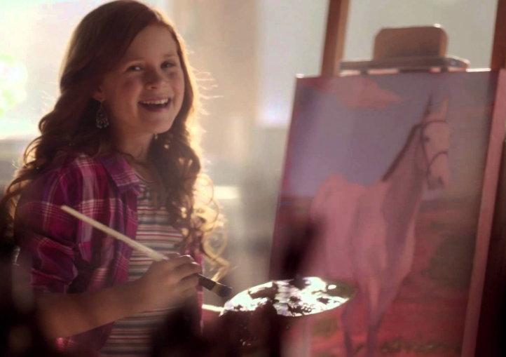 Saige Paints the Sky movie